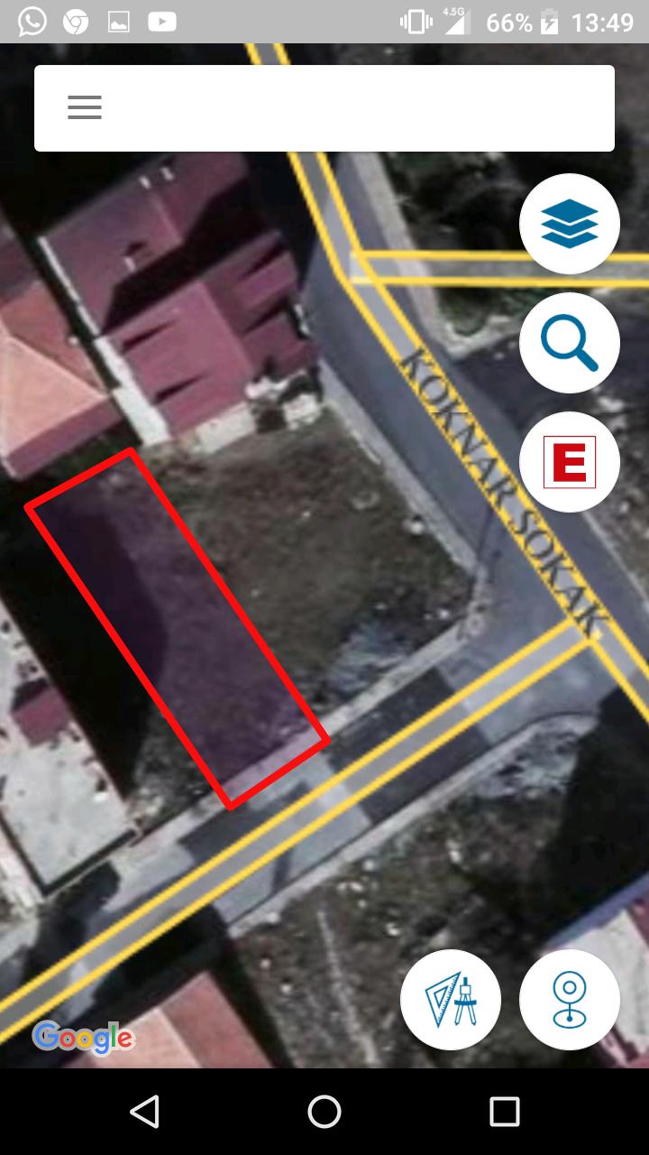 ALİ EMLAK'dan Arnavutköyde 194m2 Satılık Arsa